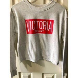 Victoria's Secret Sport Crop Hoodie